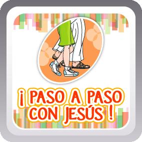 Paso a paso con jesus
