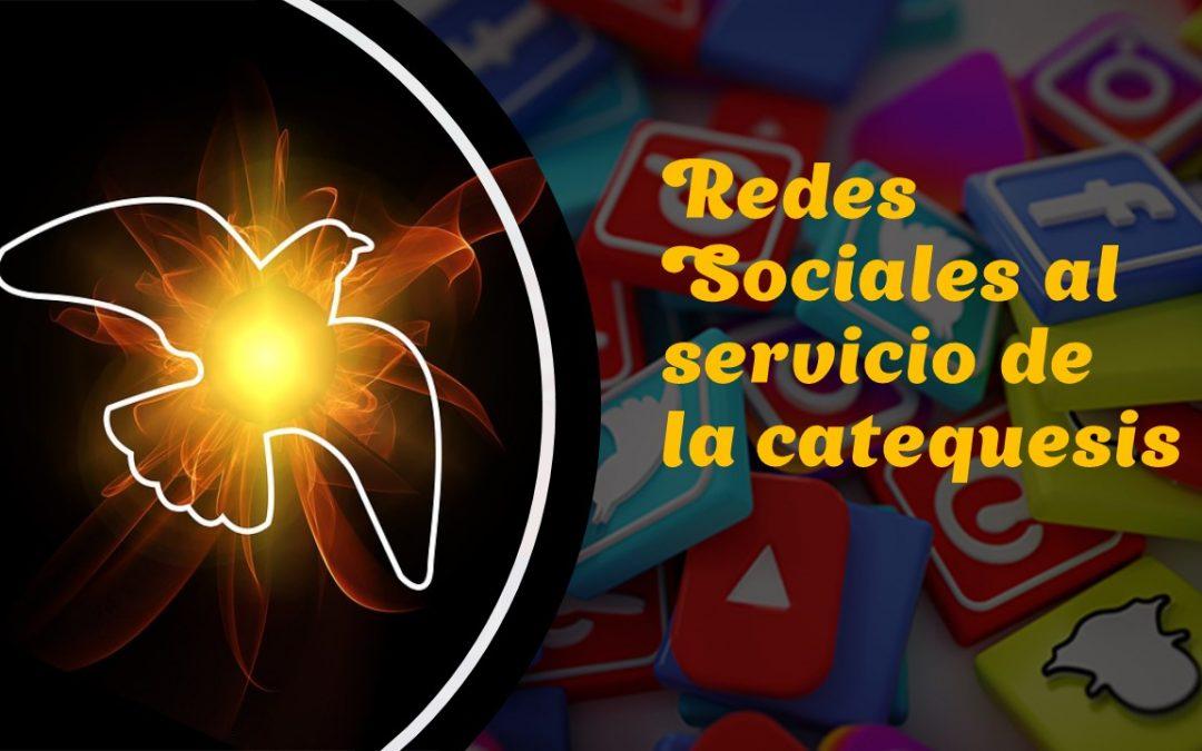 Redes sociales al servicio de la catequesis