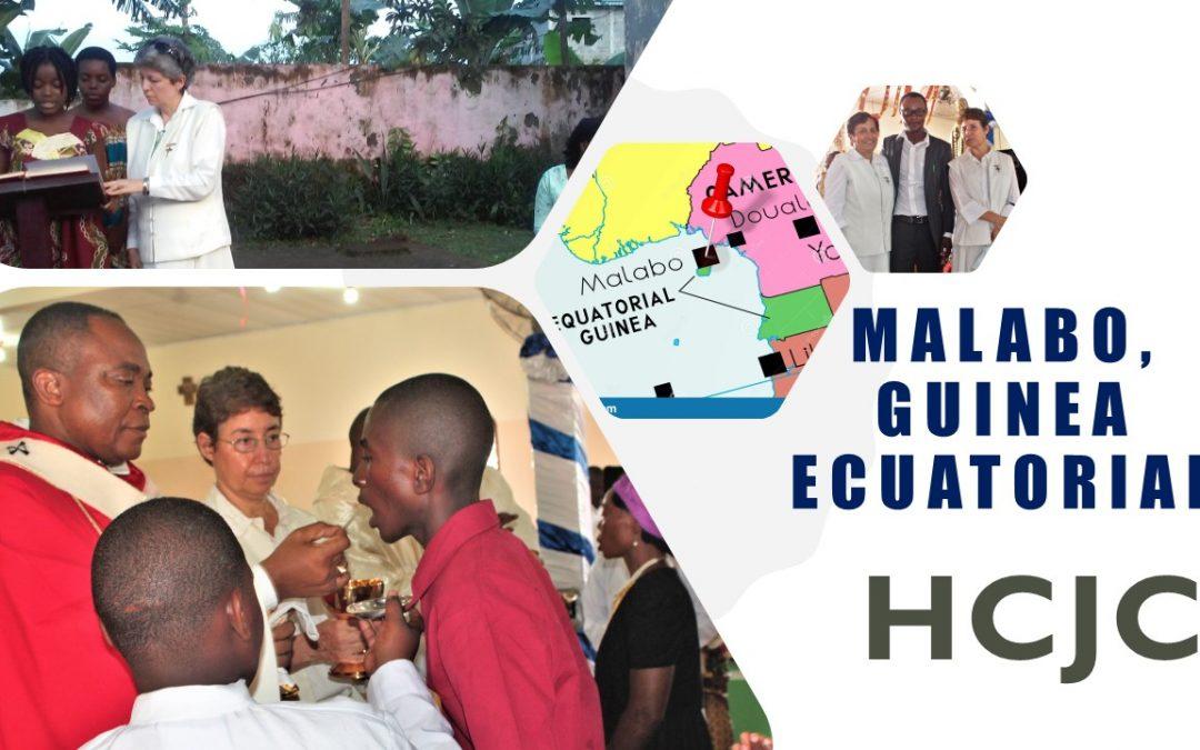Misión HCJC, comunidad en Malabo, Guinea Ecuatorial