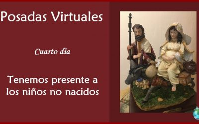 Posadas virtuales: Cuarto día