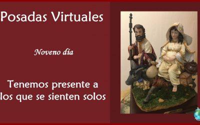 Posadas virtuales: Noveno día