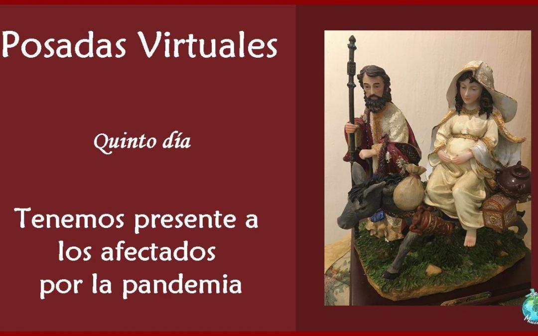 Posadas virtuales: Quinto día