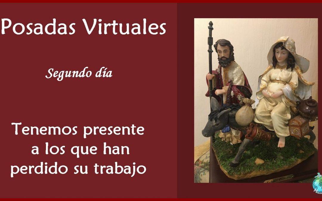 Posadas virtuales: Segundo día