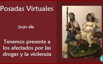 Posadas virtuales: Sexto día